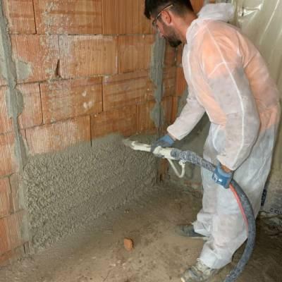 thumb_237_52c64a7f55b3e64668daff0baaa58537 Applicazione intonaco sulla parete